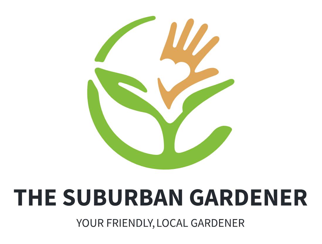 The Suburban gardener Logo